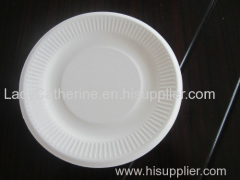 Disposable biodegradable plate/sugarcane bagasse plate/sugarcane bagasse tableware/paper pulp tableware