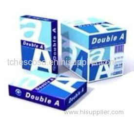 DOUBLE A A4 PAPER manufacturer from Thailand TCHESCO SA