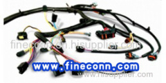 Customized wiring harrness and cable assembly