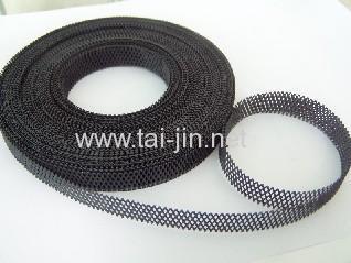 Manufacture of Ir-Ta Oxide Coated Mesh Ribbon