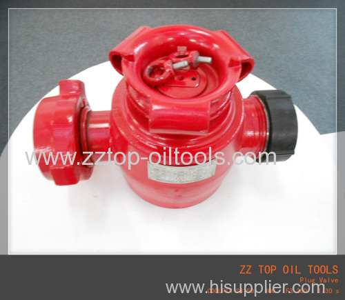 2 1/16  Plug Valve High pressure low torque Plug Valves for wellhead service