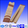top quaity quad seal paper package