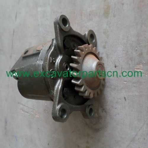 6D125 OIL PUMP FOR EXCAVATOR