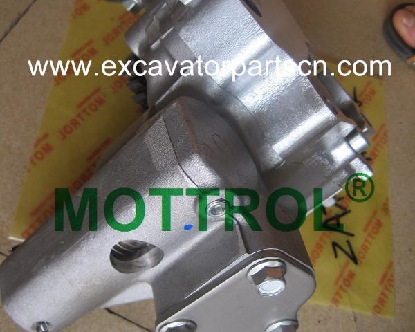 ZAX450 OIL PUMP FOR EXCAVATOR
