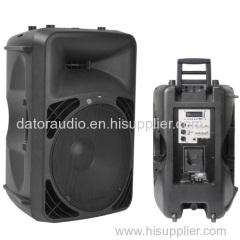 15-inch Portable Speaker System Sound Box Professional Speaker