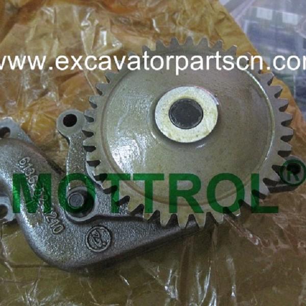PC200-3/PC220-3 OIL PUMP FOR EXCAVATOR