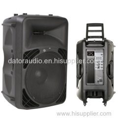 15-inch 2 way active PA speaker system Professional Speaker