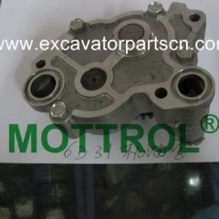 6D31 OIL PUMP FOR EXCAVATOR FOR EXCATAVOR