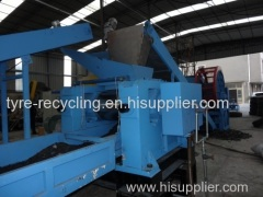 Used Tyre Rubber Crusher Machine