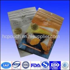aluminum zip lock bag