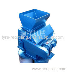 Waste Tire Recycling Line--Magnetic Separator
