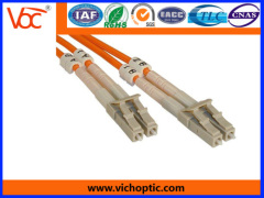 100% tested LC/PC-LC/PC MM fiber optic patch cord