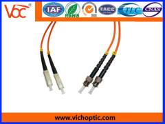 OEM LC/PC-ST/PC multimode optical fiber patch cord