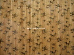 bamboo print pattern wallpaper