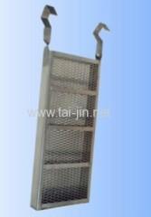 Platinum DSA Platinized Titanium Basket Anode