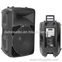 12-inch Two Way Portable Speaker System Professional Speaker