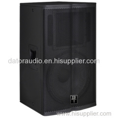 15-inch two-way full-range speaker system Professional Loudspeaker