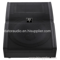 15-inch Two-way Full Range Floor Loudspeaker System Professional Speaker