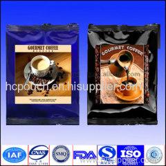 aluminum foil coffee bags