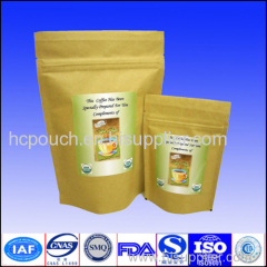 best quality stand up coffee bag