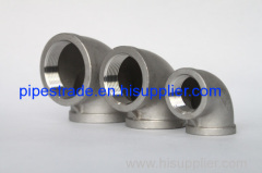 Casting 304 Mss sp-114 pipe fittings- 90° elbow 150PSI