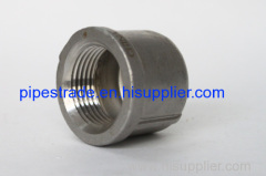 Casting 316/304 Mss sp-114 pipe fittings- cap 150PSI