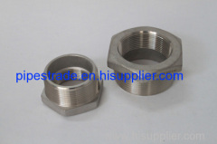 Casting Mss sp-114 pipe fittings- Hex Bushing 150PSI 304/316