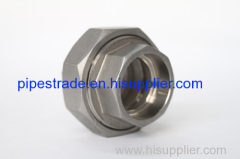 casting Mss sp114 pipe fittings socket union 150PSI