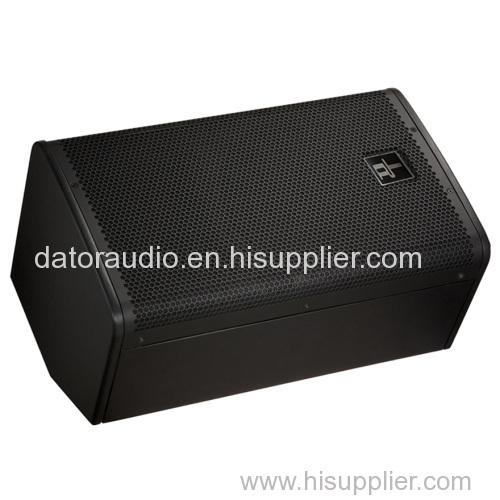 12-inch two-way full-range floor wedge monitor speaker Professional Speaker System