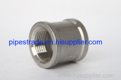 Casting 304 Mss sp-114 pipe fittings- coupling 150PSI
