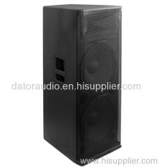 12-inch Full Range Loudspeaker System Professional Speaker