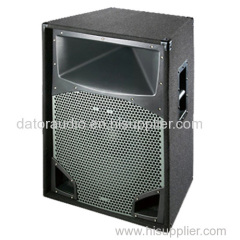 15-inch 2-way full-range sound reinforcement system