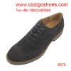 wholesale price men leather casual shoes