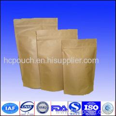 high quality paper coffee bag