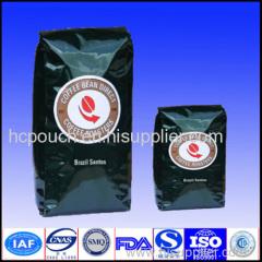 one-way valve coffee bag