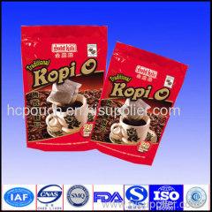 top quality kraft coffee package