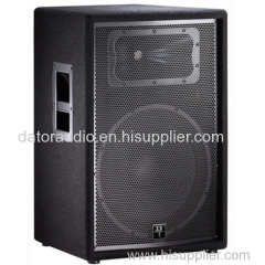 15-inch Two-way Loudspeaker System Pro Audio Speaker