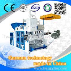 block machine hydraulic block making machine