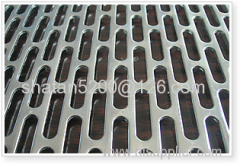 iron perforated wire mesh