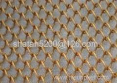 metal etching mesh/stainless steel etching metal mesh /Metal etching decorative Mesh
