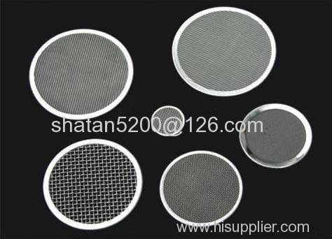 series perforated pipe/pipe filter mesh for water treatment
