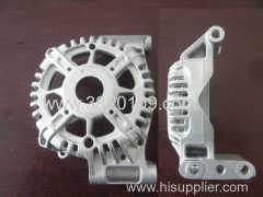 valeo car alternator housing and bracket