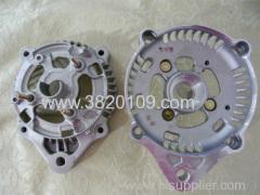 car alternator front casting bracket and DE housing