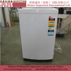 Professional Pre Shipment Inspection for Washing Machine