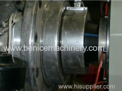 HDPE pipe extrusion line for big diameter