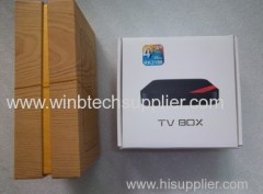 Hot selling!RK3188 quad core Google 4.2 HD TV Android TV x5 tv box