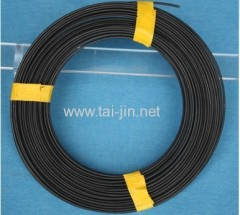 Manufacture of MMO Titanium Wire