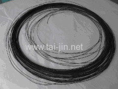 Ir-Ta Coated Ti Wire Anode