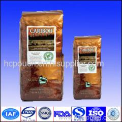 250g printed coffee bag