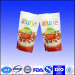 custom plastic safety food grade stand up bag/pouch with zipper